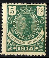 Río De Oro Nº 80 En Nuevo - Rio De Oro