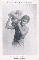 Archipel Des Fidji Missions Des Pères Maristes En Océanie Cueillette Du Fruit De L Arbre à Pain - Fidji