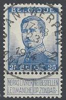 Ca Nr 125 Gestempeld - 1912 Pellens