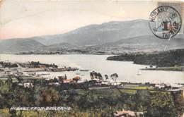Tasmanie / 02 - Hobart From Bellerive - Défaut - Postcards