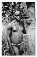 Tchad - Ethnic / 21 - Jeune Fille Sara - Nu - Tchad