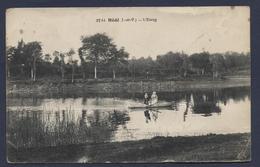 Hédé L'étang - France