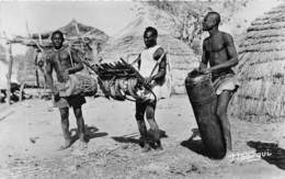 Tchad - Ethnic / 43 - Tam Tam Et Balafons - Tchad
