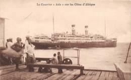 Togo - Topo / 01 - Le Courrier Asie - Togo