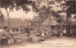 Togo - Topo / 03 - Lomé - Au Puits - Togo