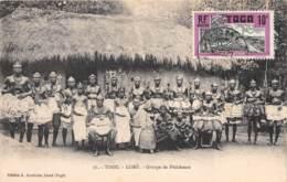 Togo - Topo / 06 - Lomé - Groupe De Féticheurs - Belle Oblitération - Togo