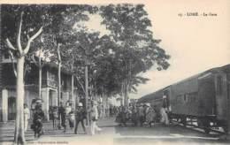 Togo - Topo / 08 - Lomé - La Gare - Togo