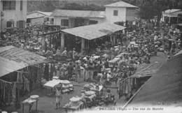 Togo - Topo / 10 - Palimé - Une Vue Du Marché - Togo