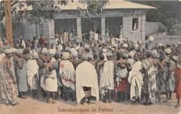 Togo - Topo / 12 - Totenfeiertanz In Palime - Togo