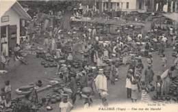 Togo - Topo / 16 - Palimé - Une Vue Du Marché - Togo