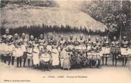 Togo - Ethnic / 22 - Lomé - Groupe De Féticheurs - Togo