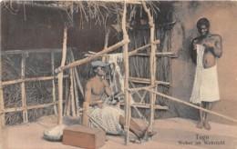 Togo - Ethnic / 23 - Weber Im Webstuhl - Togo