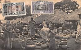 Togo - Ethnic / 24 - Marché - Belle Oblitération - Togo