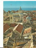 Yougoslavie     Dubrovnik  Les Vieux Toits De La Cite - Yougoslavie