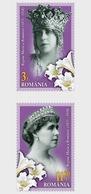 Roemenië / Romania - Postfris/MNH - Complete Set 80 Jaar Koningin Marie 2018 - 1948-.... Republieken