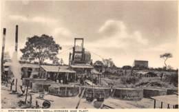 Zambie / 05 - Small Workers Mine Plant - Zambia