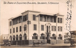 Zambie / 07 - Salisbury - The Board Of Executors Building - Zambia
