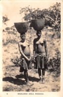 Zambie / 10 - Makalanga Girls - Nude - Zambia
