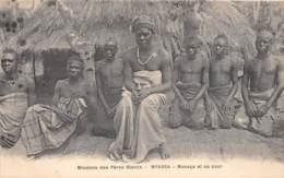 Zambie / 11 - Nyassa - Makaça Et Sa Cour - Sambia