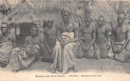 Zambie / 11 - Nyassa - Makaça Et Sa Cour - Zambia