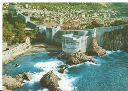 Yougoslavie     Dubrovnik  Les Murailles De La Ville - Yougoslavie