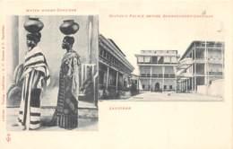 Zanzibar - Topo / 11 - Sultan's Palace Before Bombardment - Tanzanie