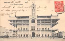 Zanzibar - Topo / 13 - Sultan's Palace - Tanzanie