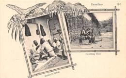 Zanzibar - Topo / 16 - Beau Cliché - Tanzanie
