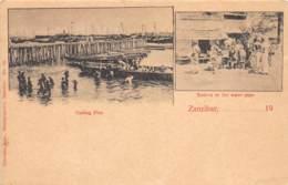 Zanzibar - Topo / 17 - Coaling Pier - Tanzanie