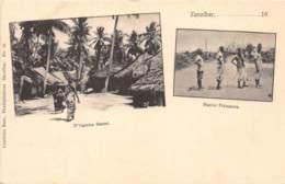 Zanzibar - Topo / 19 - Native Prisoners - Tanzanie