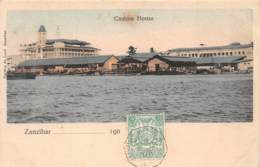 Zanzibar - Topo / 21 - Custom House - Belle Oblitération - Tanzanie