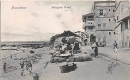 Zanzibar - Topo / 32 - Mizigani Road - Tanzanie