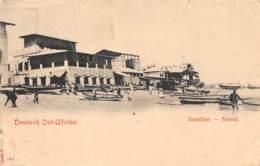 Zanzibar - Topo / 33 - Strand - Tanzanie
