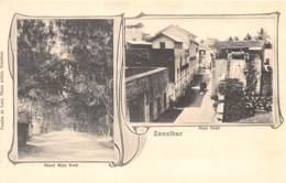 Zanzibar - Topo / 35 - Beau Cliché - Tanzanie