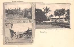 Zanzibar - Topo / 36 - Beau Cliché - Tanzanie