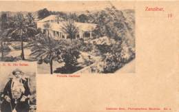 Zanzibar - Topo / 37 - Victoria Gardens - Tanzanie