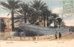 Zanzibar - Topo / 39 - Boat Tank - Tanzanie