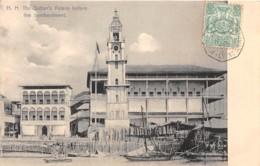Zanzibar - Topo / 41 - The Sultan's Palace Before The Bombardment - Tanzanie