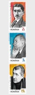 Roemenië / Romania - Postfris/MNH - Complete Set Schrijvers 2018 - 1948-.... Republieken