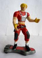 FIGURINE FLASH GORDON - FLASH GORDON QUICK 1998 Avec Son Skate - Figurines