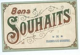 Frasnes Lez Buissenal Bons Souhaits - Brugelette