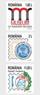 Roemenië / Romania - Postfris/MNH - Complete Set Museum Van Roemeense Records 2018 - 1948-.... Republieken