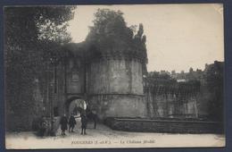 Fougères Le Château Féodal - Fougeres