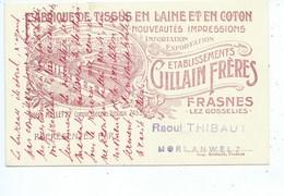 Frasnes Lez Gosselies - Les Bons Villers