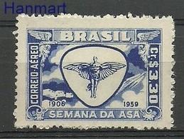 Brazil 1959 Mi 964 MNH ( ZS3 BRZ964 ) - Brazil