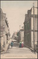 La Rue De La Mer, Langrune-sur-Mer, C.1905-10 - Neurdein CPA - France