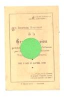 VERVIERS , Souvenir De La Mission De Ste Jlienne En 1938 (b244) - Images Religieuses