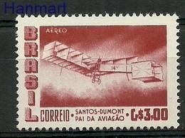 Brazil 1956 Mi 906 MNH ( ZS3 BRZA906 ) - Brazil