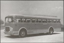 Fiat 682 RN2 Autobus - Bus Story Postcard - Buses & Coaches