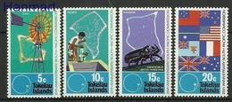 Tokelau 1972 Mi 26-29 MNH ( ZS7 TKL26-29 ) - Tokelau